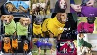 dryup Cape Bademantel Hund