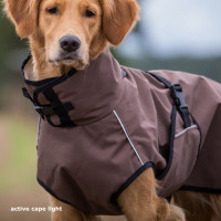 Hundemantel Active cape Light