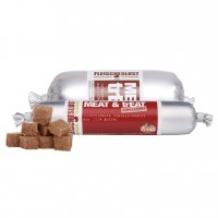 Fleischeslust MEAT & TREAT Trainingswurst Büffel, 200g