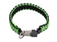 PARACORD Halsband Grün