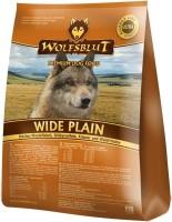 Wide Plain Trockenfutter für Hunde mit Pferdefleisch und Süßkartoffeln - 15kg