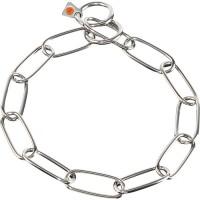 Halskette, langgliedrig - Edelstahl Rostfrei, 4,0 mm